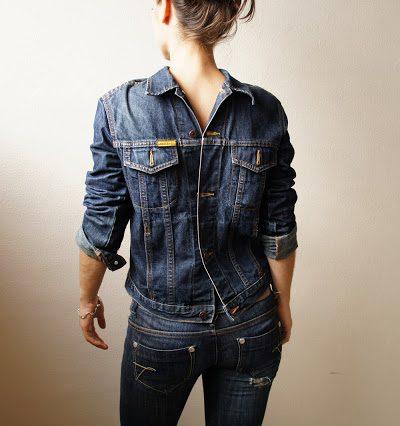 The little denim jacket