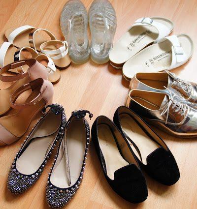 The shoe problem!