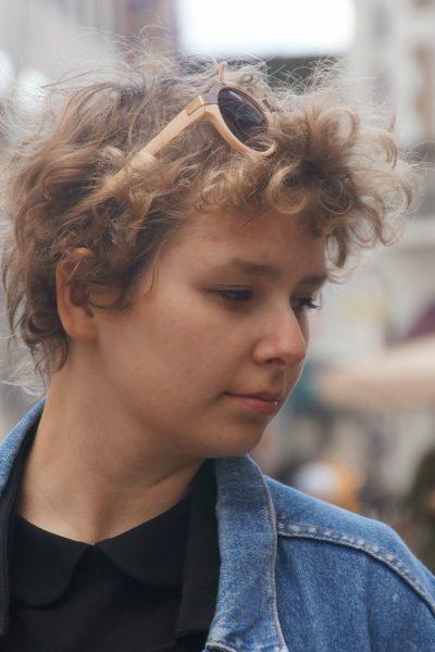 Milena a la street style!