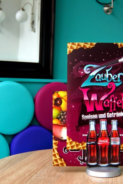 """Zauberwaffel""-  Can waffles be magical?"