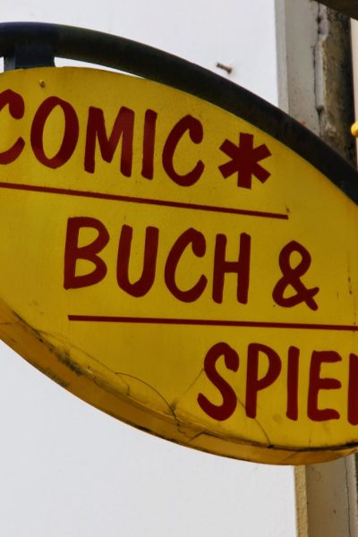 Comic* Buch* Spiel