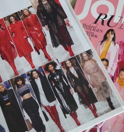 Das ewige Modekarussell// Wenn die Trends von morgen schon heute im Kleiderschrank hängen