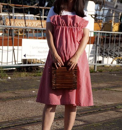 The Tourist // Das Vichy-Karo Kleid