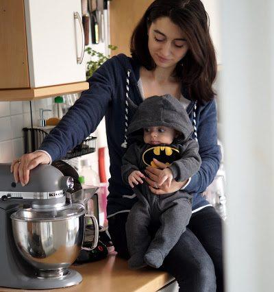 Über die Kreativität eines Bloggers // Keine Bezahlte Partnerschaft mit Kitchen Aid